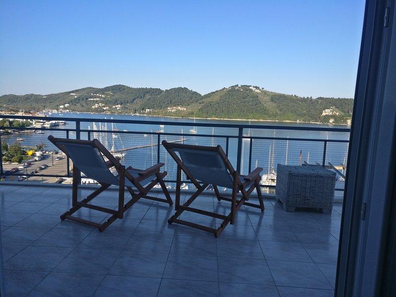 Πανοραμική θέα θαλασσας, location de vacances à Skiathos Town