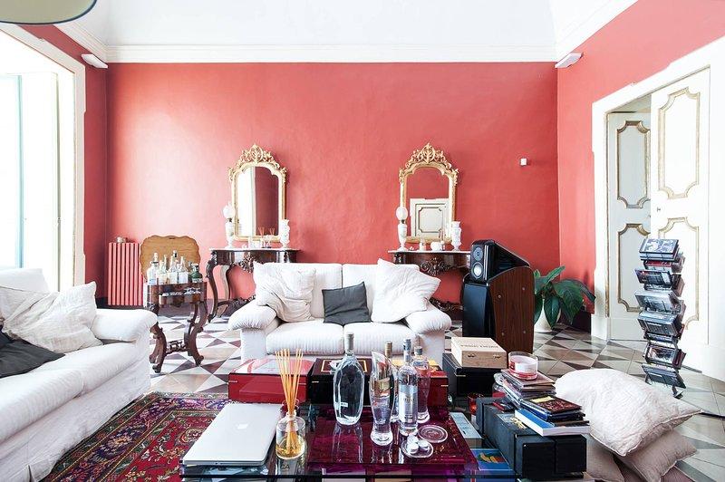 Centro Storico Corso Vitt Emanuele 4 Pax, casa vacanza a Conca Specchiulla