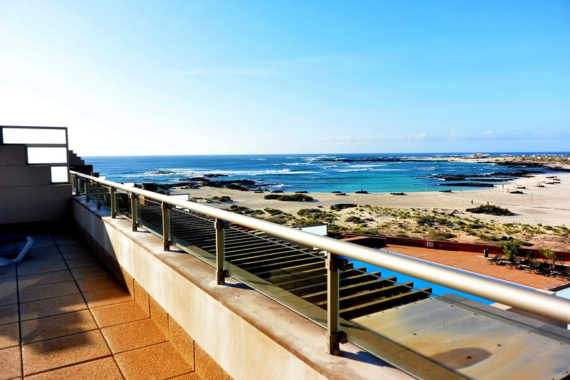 Beach Apartment Marfolin 26 El Cotillo, location de vacances à La Oliva