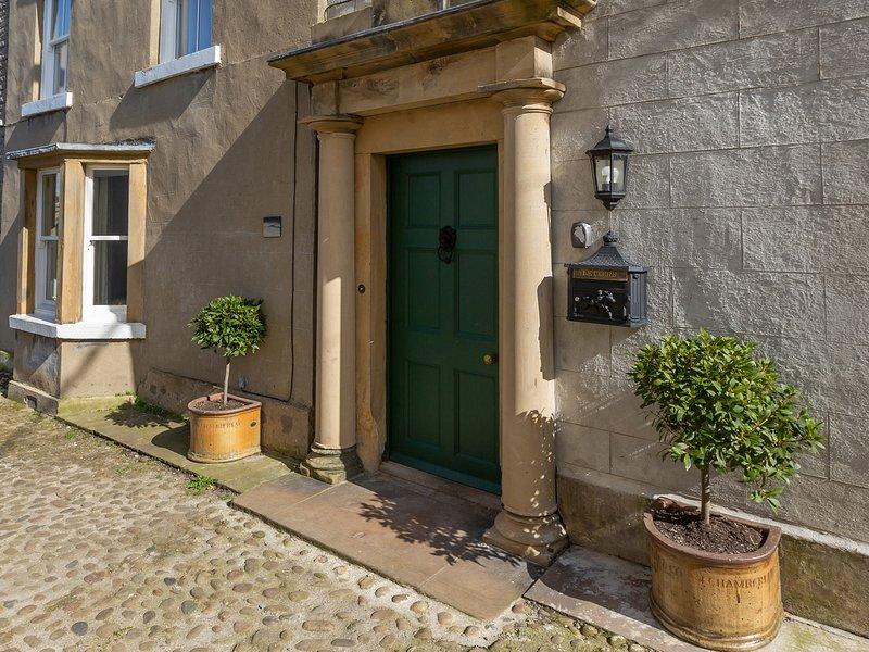 HARMBY  HOUSE, en-suites, Jacuzzi, views of Middleham Castle , Ref 958676, location de vacances à Spennithorne