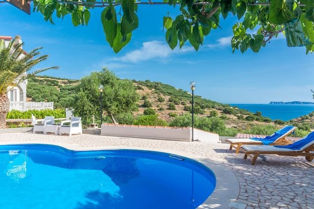 Villa Palma - Private pool, Sea view, holiday rental in Tripitos
