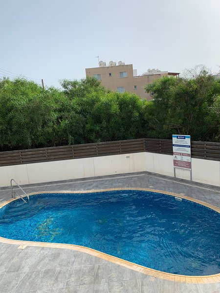 Vanilla Home: Modern & bright apartment with pool, holiday rental in Dherinia