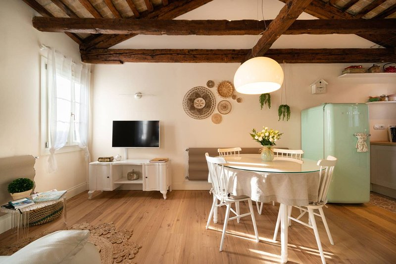 All about the detail: a real home instead of a holiday let flat