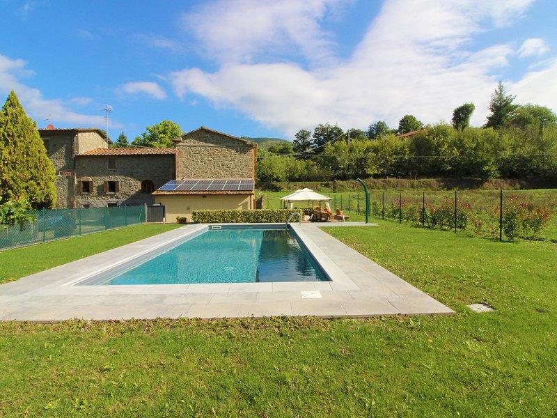 Bottega Nuova Villa Sleeps 4 with Pool and WiFi - 5684675, holiday rental in Palazzo del Pero