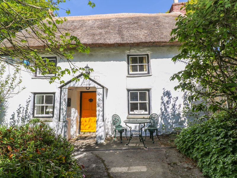 The Thatched Cottage, St hilary, holiday rental in Goldsithney