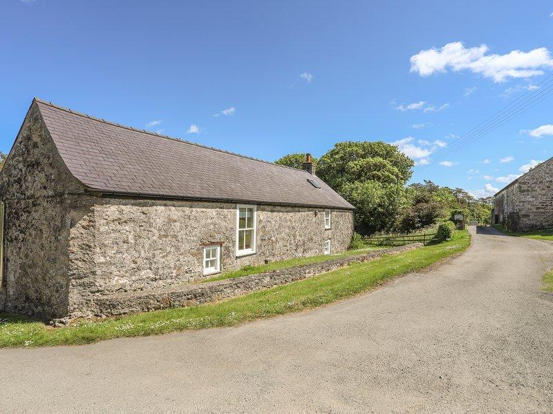 Old Parciau Cottage, Marian-Glas, vacation rental in Brynteg