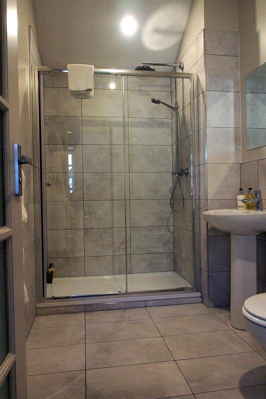 sala de banho da família