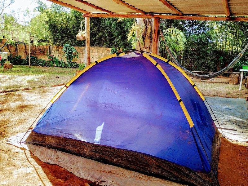 Camping Look Chapada, vacation rental in Alto Paraiso de Goias