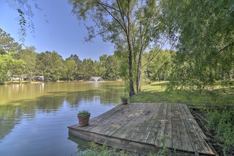 Aptly named 'Little Slice of Heaven,' this home is full of amenities!