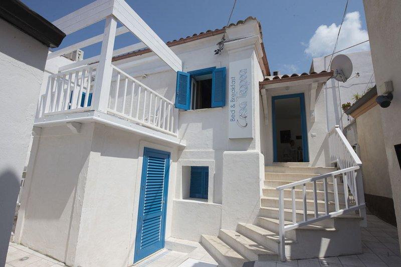 B&B Casa Tropea - Le tue Vacanze in Calabria, Ferienwohnung in Tropea