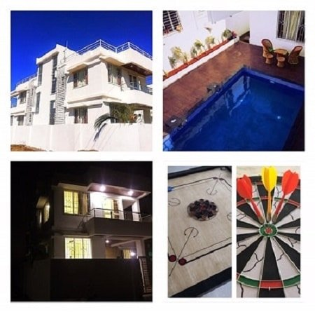 Riverdale Villa - Holiday Home Rental Lonavala, location de vacances à Kamshet
