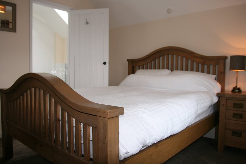 Bedroom and suit