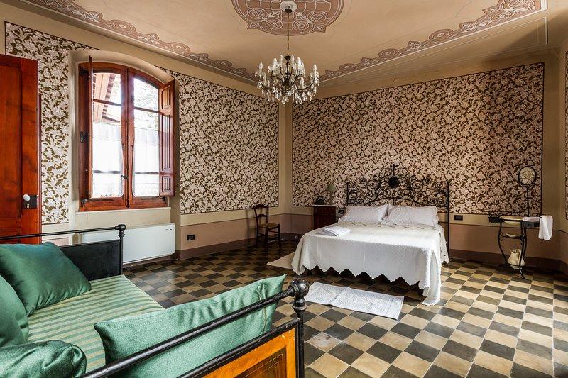 Sardinia Art Nouveau Home, holiday rental in Sinnai
