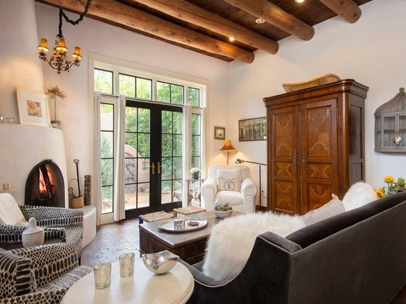 Marina's Casita, holiday rental in Santa Fe