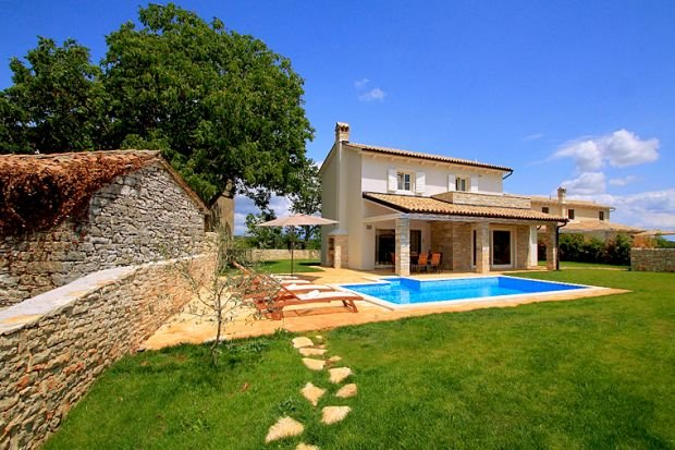 3 bedroom Villa with Pool, Air Con and WiFi - 5239015, alquiler de vacaciones en Prhati
