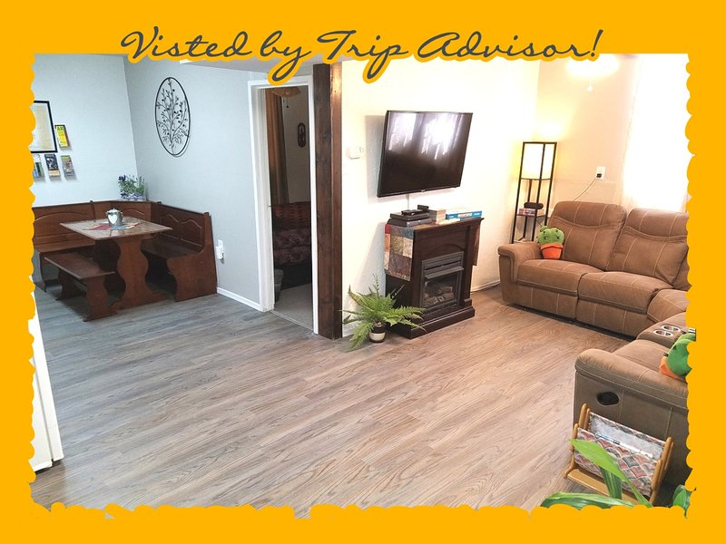 Easy From I-10, I-19- 2 BDRM ENTIRE HOUSE- Cozy Home!, alquiler vacacional en Tucson