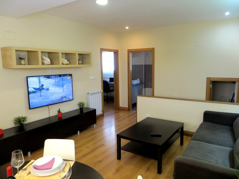 Apartamento en el centro geografico del Pais Vasco – semesterbostad i Azpeitia