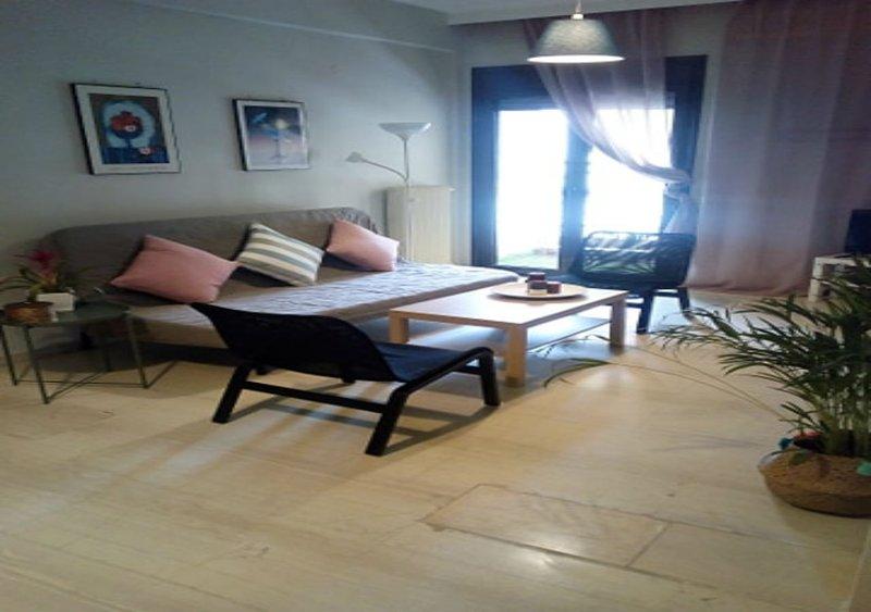 Karditsa Home Sweet Home 80 τ.μ, location de vacances à Trikala