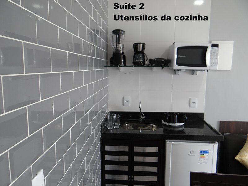 SUITES SOL DA MANHÃ 2, Ferienwohnung in Arraial do Cabo