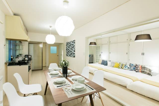 Spacious next to PeacePark Family Condo Up to 13 P, holiday rental in Hiroshima