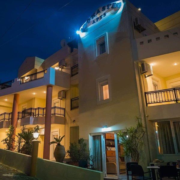 Vrokastro Apartments (Double Studio), casa vacanza a Agios Nikolaos