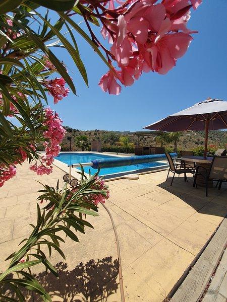 Villa Marylou en Andalousie, holiday rental in Benamocarra