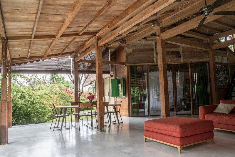 Villa Gubuk Umalas, vakantiewoning in Kerobokan Kelod