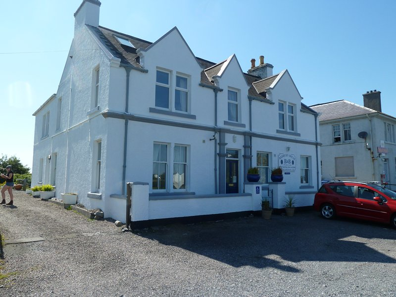 Redburn House, holiday rental in North Uist