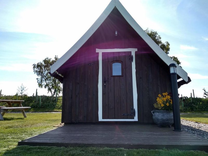 Macbeth's Hillock Pod 4, vacation rental in Forres