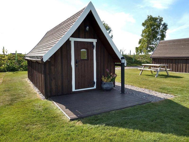 Macbeth's Hillock Pod 2, vacation rental in Forres