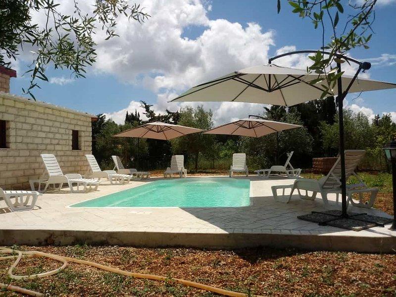 Villa Manghisi, location de vacances à Noto