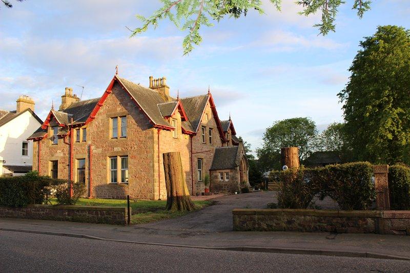 Cambeth Lodge Bed and Breakfast, location de vacances à Bunchrew