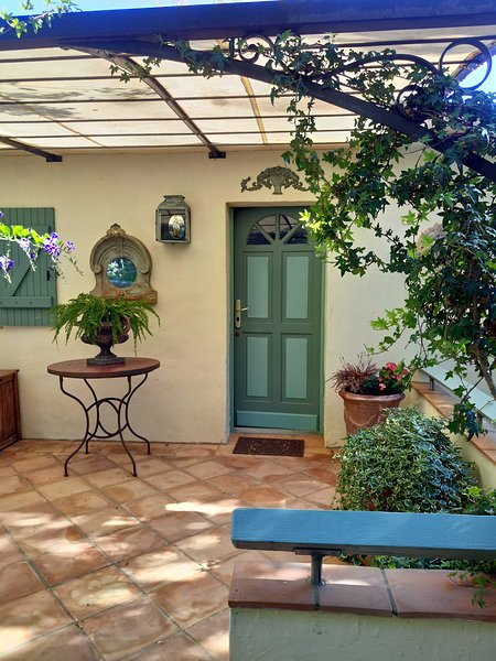 Appartement étage, holiday rental in Sainte-Maxime
