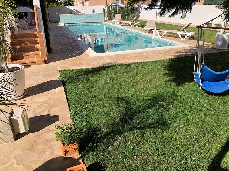 Casas Sitori appartement 6 Zon Zee Starnd Zwembad, alquiler de vacaciones en Sant Carles de la Ràpita