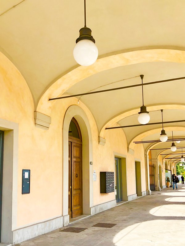 Portico Building