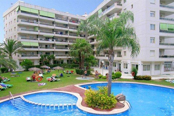 Appartement T3 à Salou – semesterbostad i Reus