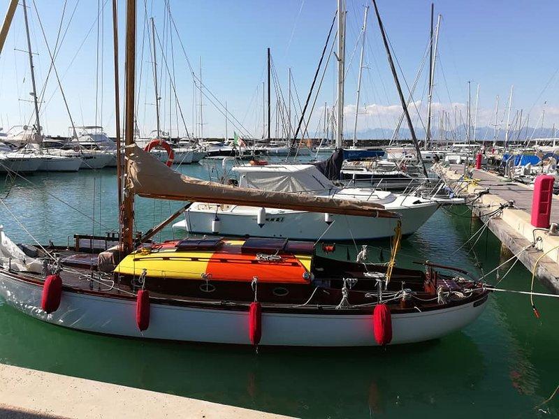Barca a vela Margarethe, casa vacanza a Fiorino