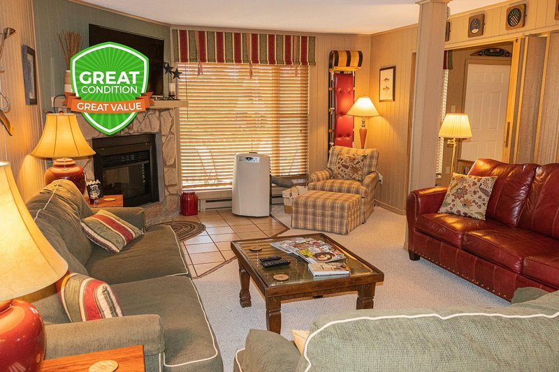 Welcome to Leatherbark 108B - your cozy home away from home!
