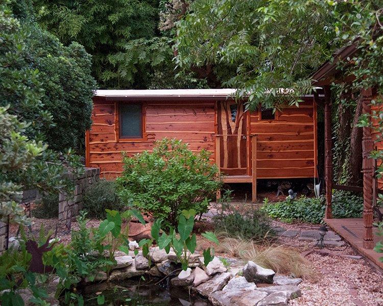 The Tiny House – semesterbostad i Austin