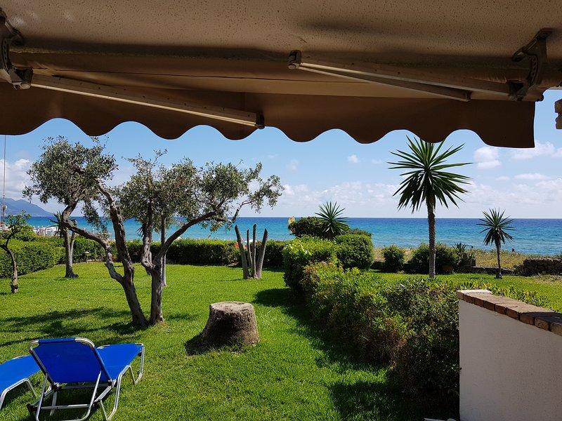 Corfu Glyfada Beachfront A3G 58, casa vacanza a Glyfada
