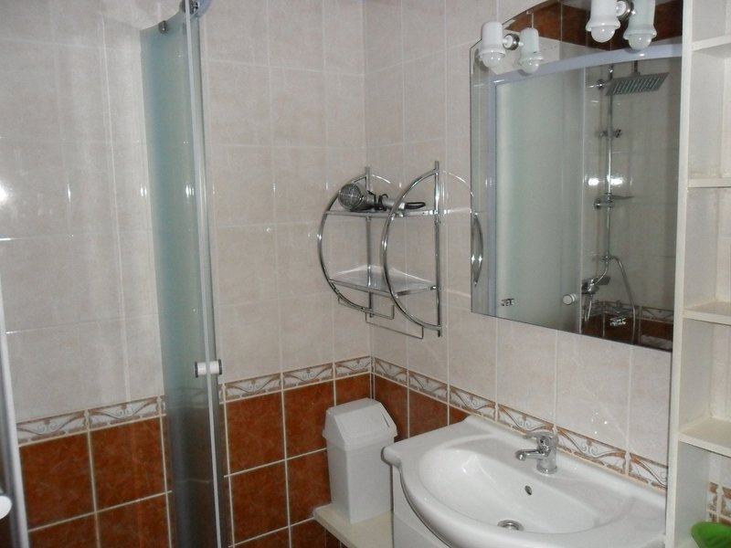 SA1 Murva (2): bathroom with toilet