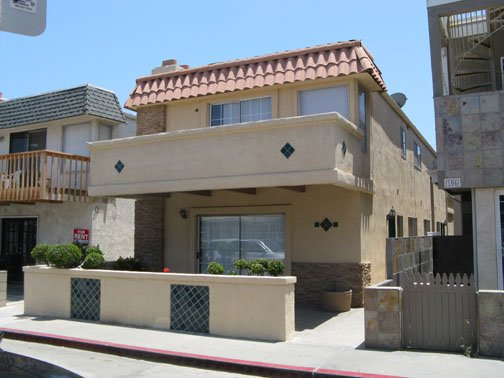 Beautiful 3 BD Ocean View Beach Rental Located 25 Steps To Sand, location de vacances à Balboa Island