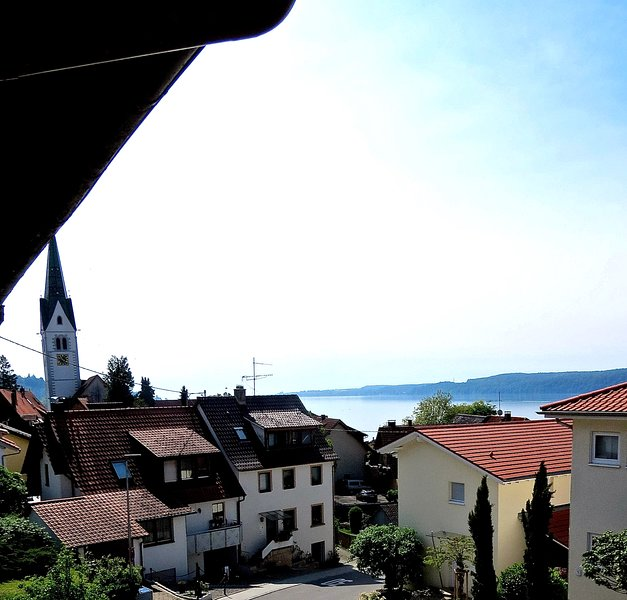 Romantic Vintage Holiday Apartment / Ferienwohnung Sipplingen Bodensee, casa vacanza a Stockach