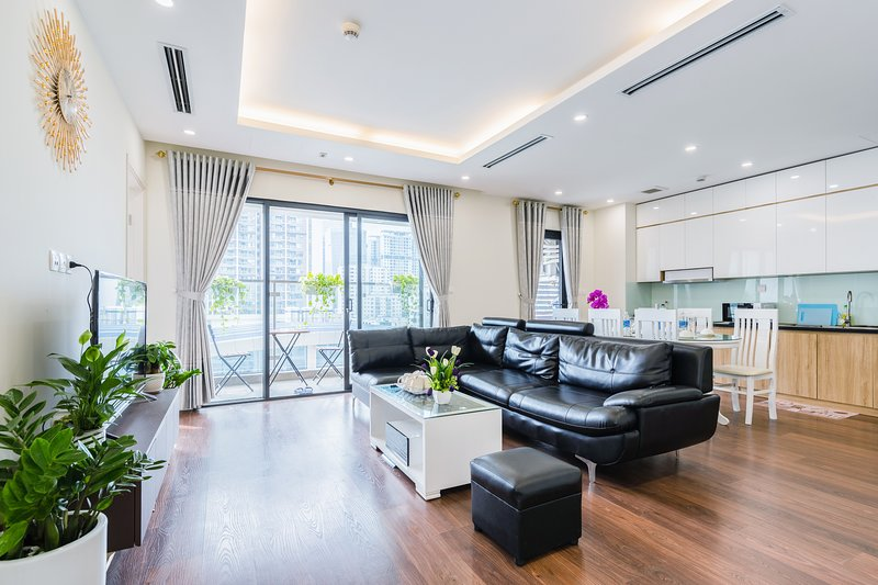 VipHome01#Modern Apartment 3BR#Imperia Garden#Pool View#Garden View, holiday rental in Hanoi