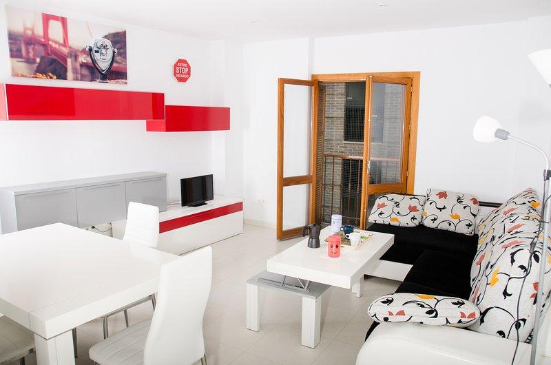 Apartamento 2 habitaciones Centro Histórico, alquiler vacacional en Cartagena