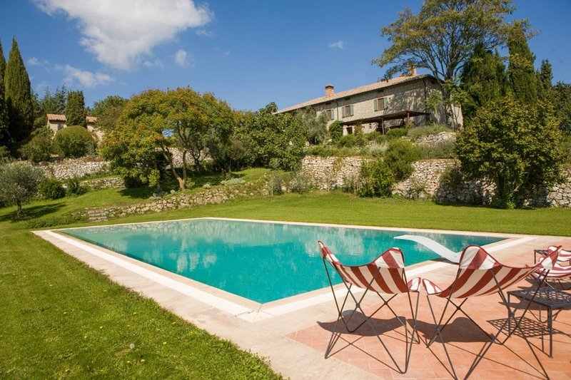 Aiola, vacation rental in Sarteano
