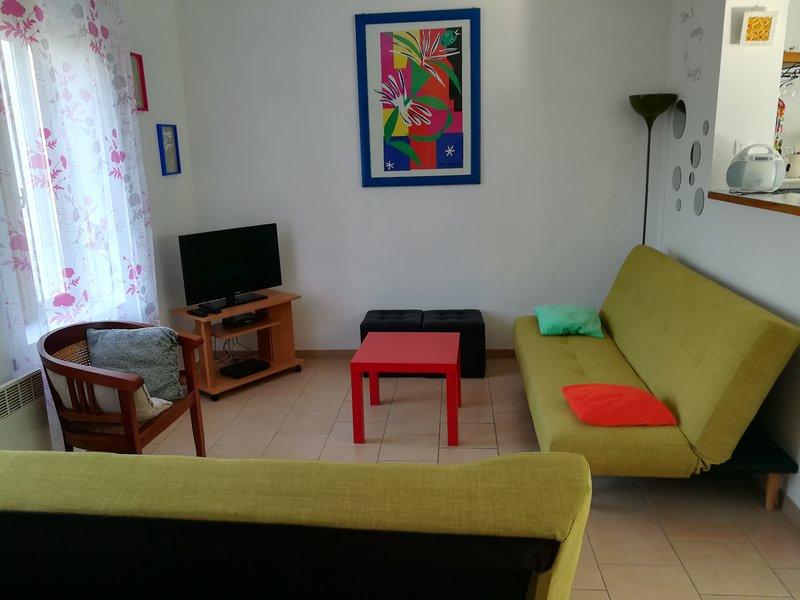Maison de vacances pour 5 personnes, à 600m de la plage, vacation rental in Pas-de-Calais