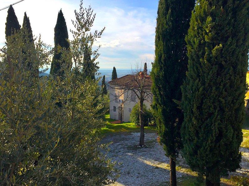 Villa Franca - garden