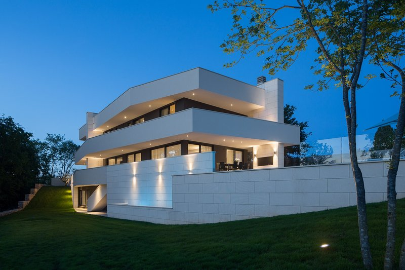 Modern Villa 55, in Istria, with a Pool, holiday rental in Beram