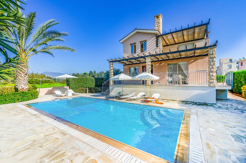 Villa Ammodis, vacation rental in Limni